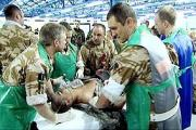 Battle-experienced medics could be called into hospitals