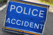 Lenghty delays in Blackburn after two-car smash