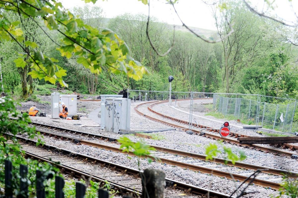 Todmorden Curve Works Will Bring Night Noise Lancashire