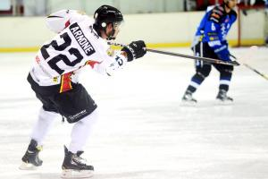 Ready for rink return, says Blackburn Hawks captain