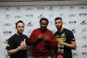 Boxing legend Thomas 'Hitman' Hearns humbled by East Lancs reception
