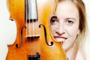 Violin soloist Hannah Rose will be guesting with the Blackburn Symphony Orchestra