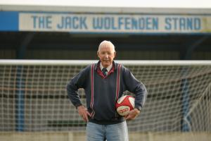 SATURDAY INTERVIEW: Ramsbottom United keeping the oldest ballboy in non-league young