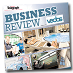 Lancashire Telegraph: Business Review Cover