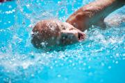 Free swimming has encouraged East Lancashire people to exercise and resulted in a dramatic improvement in the area's life expectancy figures.
