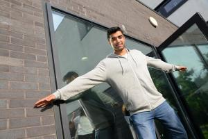 Sky's the limit for East Lancs pilot with dreams of working for commercial airline