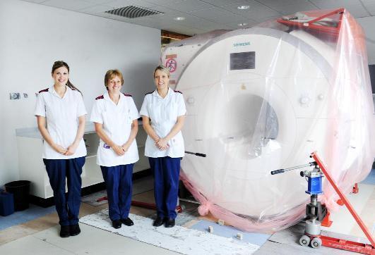 Waiting times for MRI scans slashed after Royal Blackburn Hospital