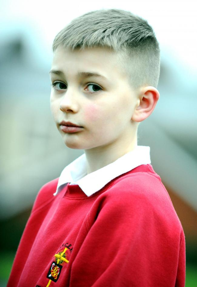 DISGRACE: Student banned from classes for \'extreme\' hair cut ...