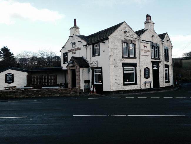 WELCOMING: The Kettledrum, recently refurbished and reopened