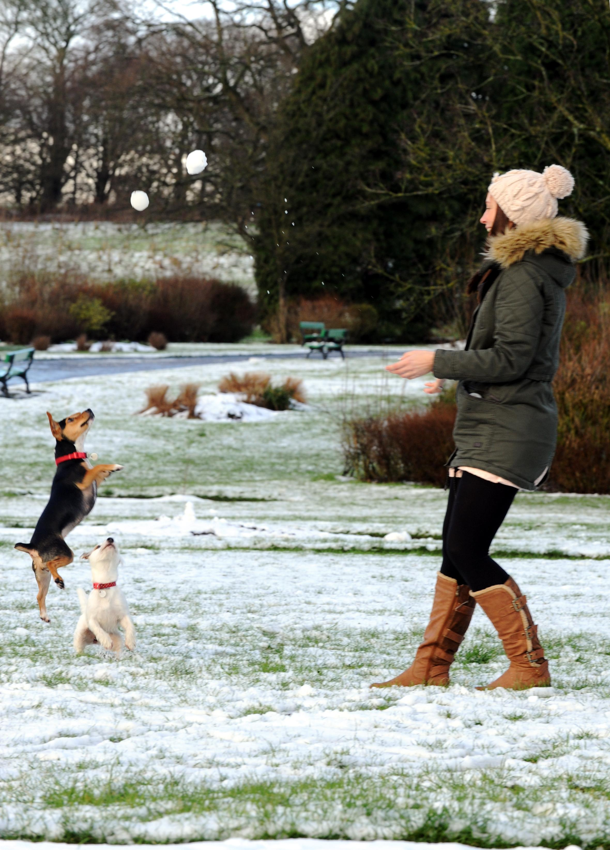 IN PICTURES: East Lancashire in the snow