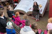 Storytelling sessions will return for the What's Your Story Chorley? event in April.