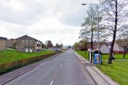 DEBATE: Byron Road, Colne, where a boy wasstruck by a car and subsequently airlifted to hospital