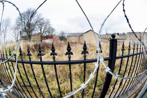 ABANDONED: Plea to tidy 'eyesore' homes site