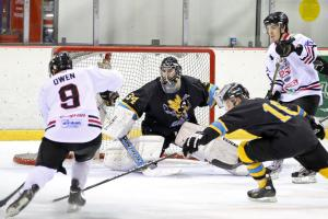We want to keep our unbeaten run going until end of the season, says Blackburn Hawks captain