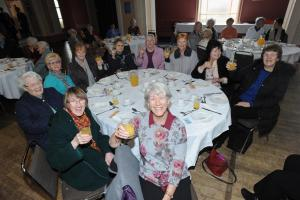 GOOD NEIGHBOURS 2015: Afternoon of tea and friendship for retirees