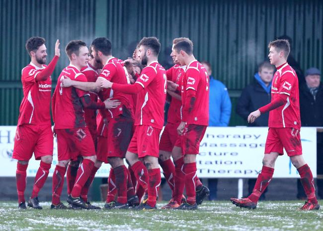 FORM: Colne manager wants to build on a run of five straight wins, albeit in a disjointed fixture list