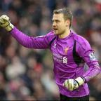 Lancashire Telegraph: Liverpool goalkeeper Simon Mignolet has hailed the team's improved defensive resilience