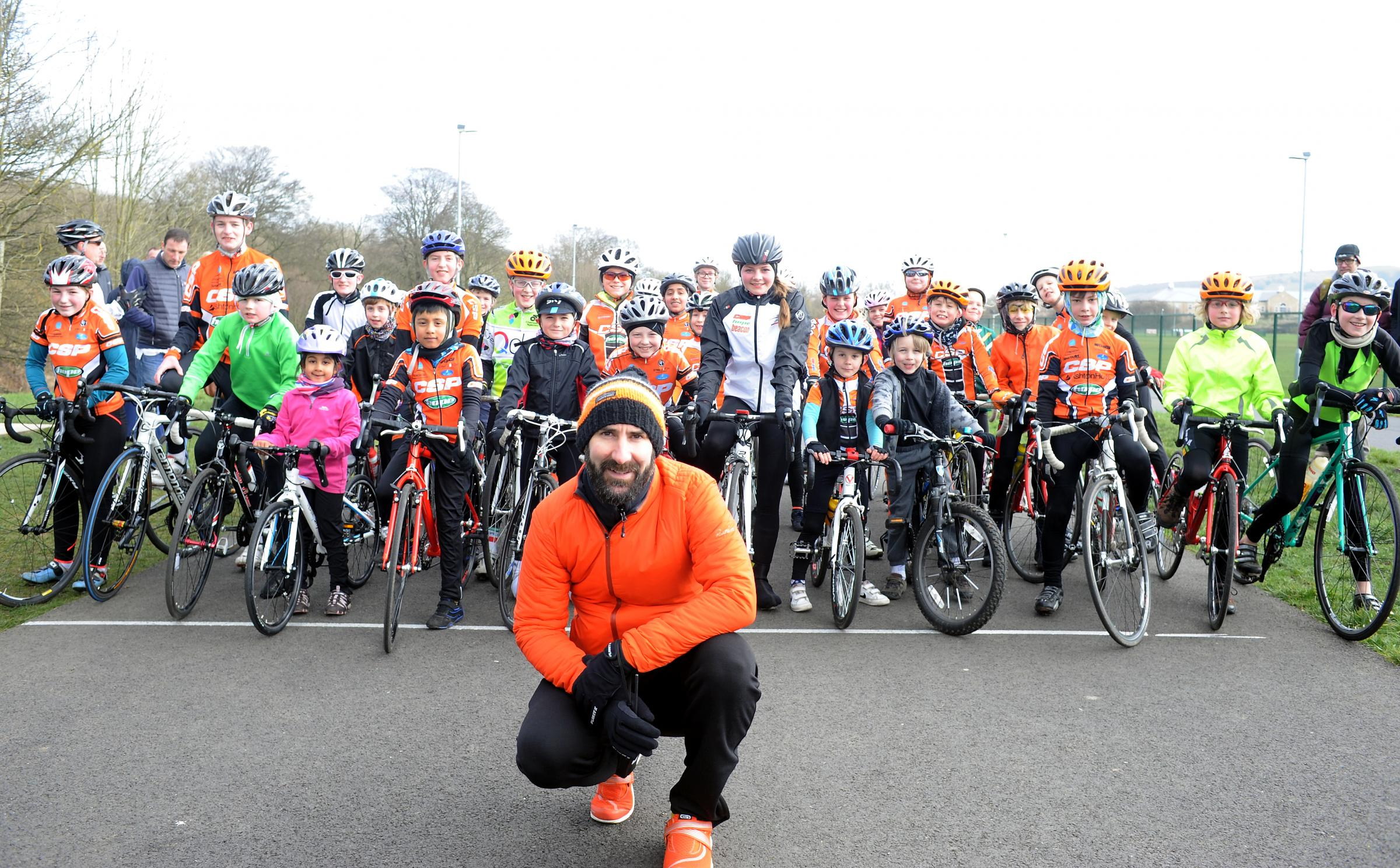 d51c4a515 Welsh aiming to put Cycle Sport Pendle on the map