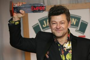 Andy Serkis halts Eddie Redmayne's awards run with best actor win