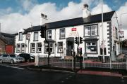 REFURBISHED: The Hare and Hounds in pulling in the punters