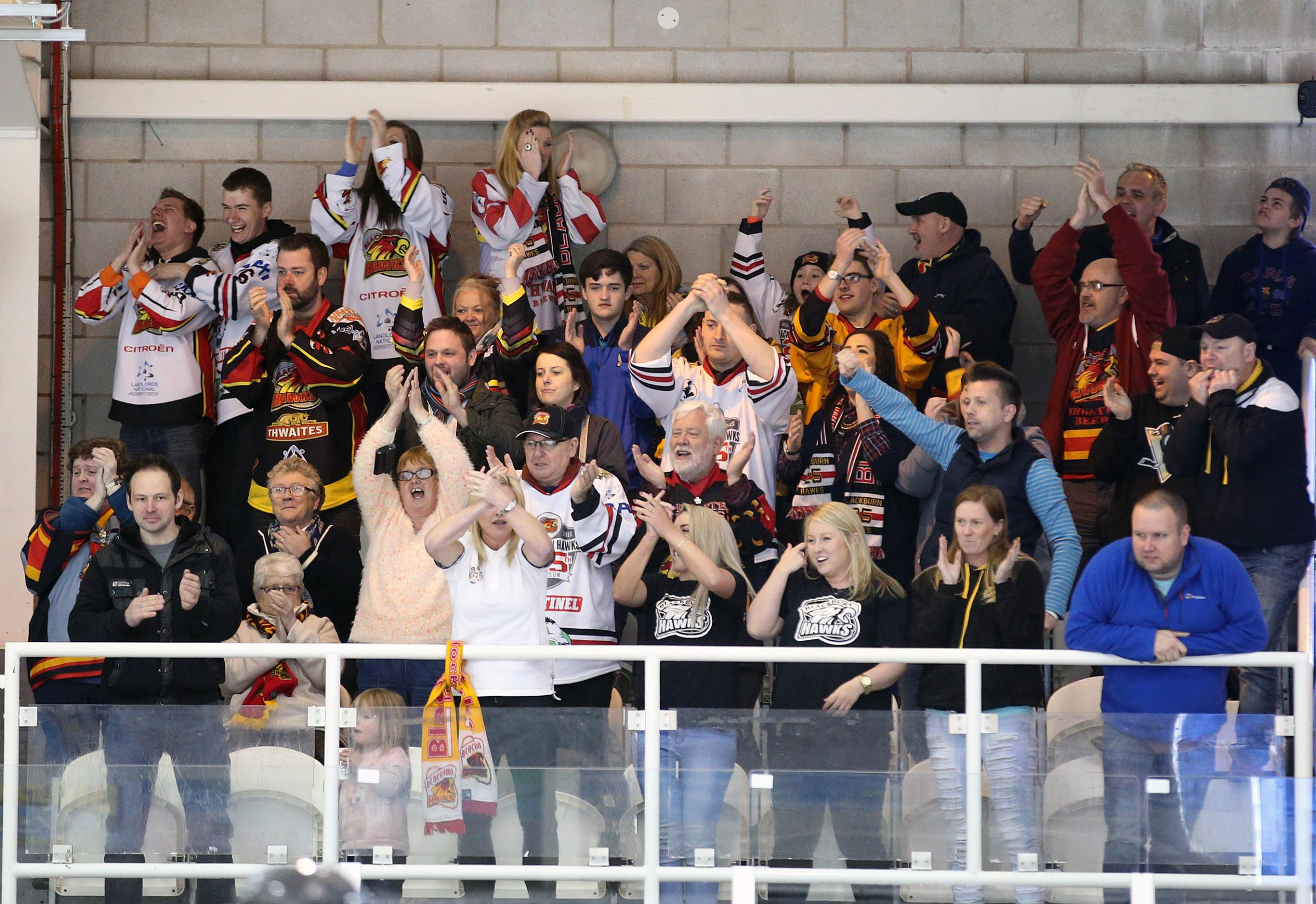 ALL SET: Blackburn Hawks will get their season under way against Billingham Stars on Sunday