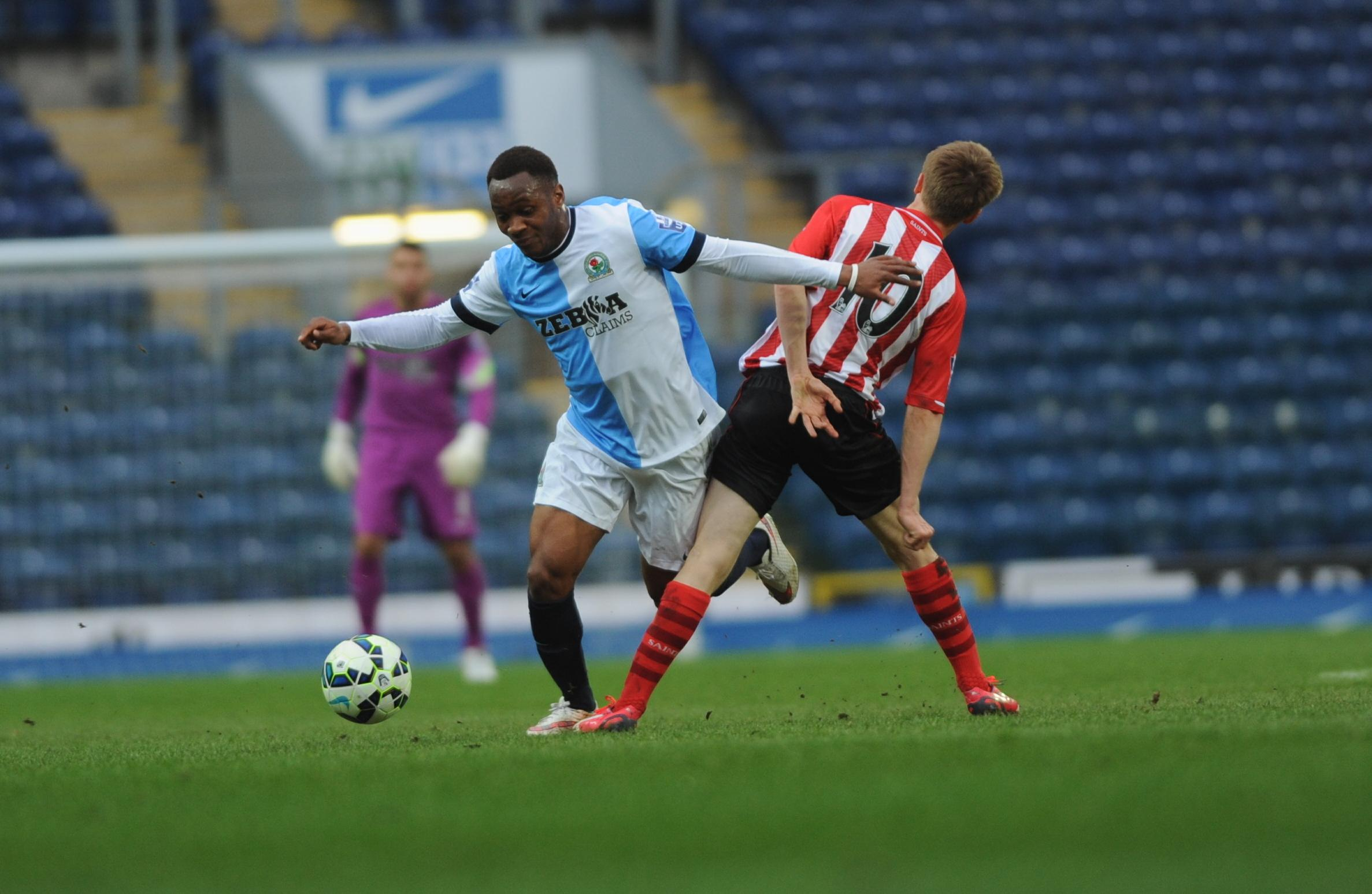 It is hoped that17-year-old defender Ryan Nyambe can make the breakthrough into Rovers' first-team set-up