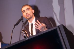 Former One Direction star Zayn Malik is off in a new direction