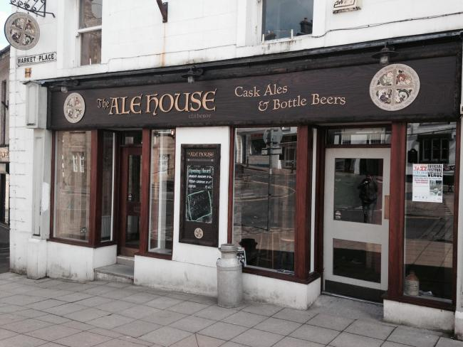 NEW ARRIVAL: The Ale House is a welcome addition