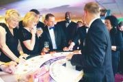 ROLL UP:  This year the Burley Against Cancer casino night at Turf Moor has a gangster theme