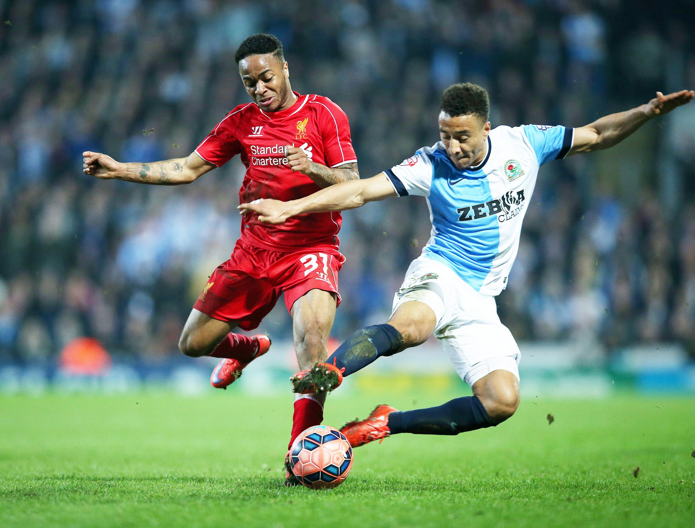 Adam Henley kept Liverpool and winger Raheem Sterling under lock and key in the FA Cup this season