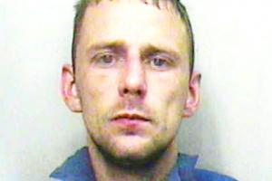 Father-of-two caught burglar asleep on his couch - and called police when he couldn't wake him