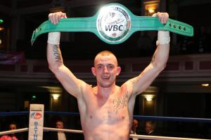 Darwen boxer Luke Blackledge ruled out of action by infection