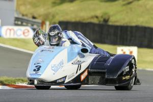 John Holden fails to finish at Brands Hatch
