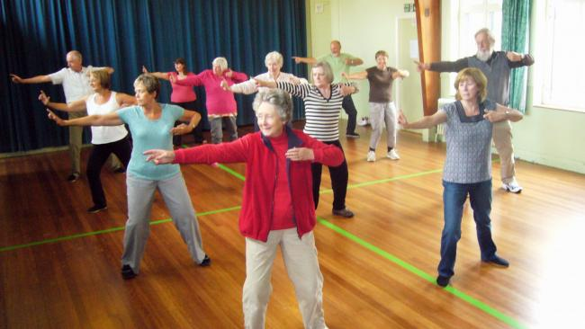 Ribble Valley pensioners offered free tai chi courses to prevent