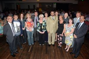GOOD NEIGHBOURS 2015: Blackburn with Darwen 'heroes next door' honoured at awards