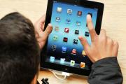 FUTURE: ipads are now common in some schools