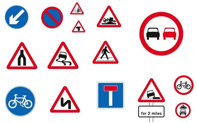 VIDEO: Britain's most baffling road signs revealed