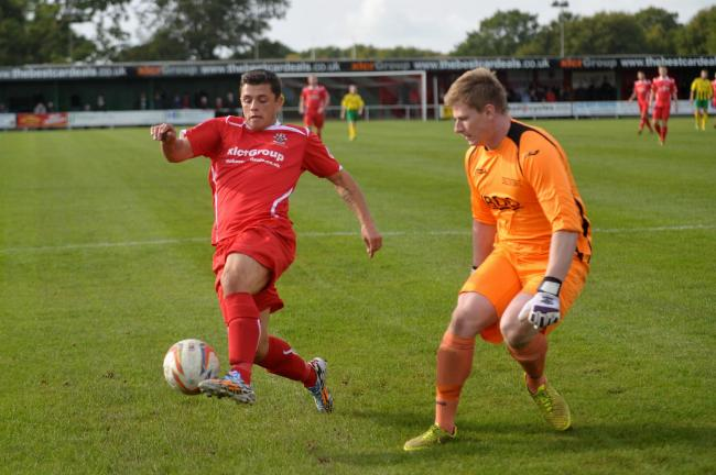 Classy Colne Fightback From Early Setback To Seal Victory In Fa Vase