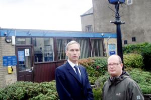 Politicians fear crime rise in Ramsbottom as future of town's police station decided