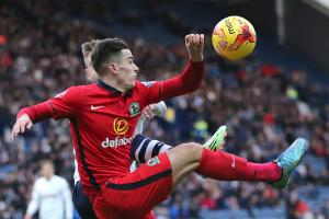 Blackburn Rovers sweating on fitness of Tom Lawrence
