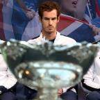 Lancashire Telegraph: Andy Murray has his sights set on winning the Davis Cup for Great Britain