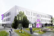 PLANS: An artist's impression of the new building for Burnley High School