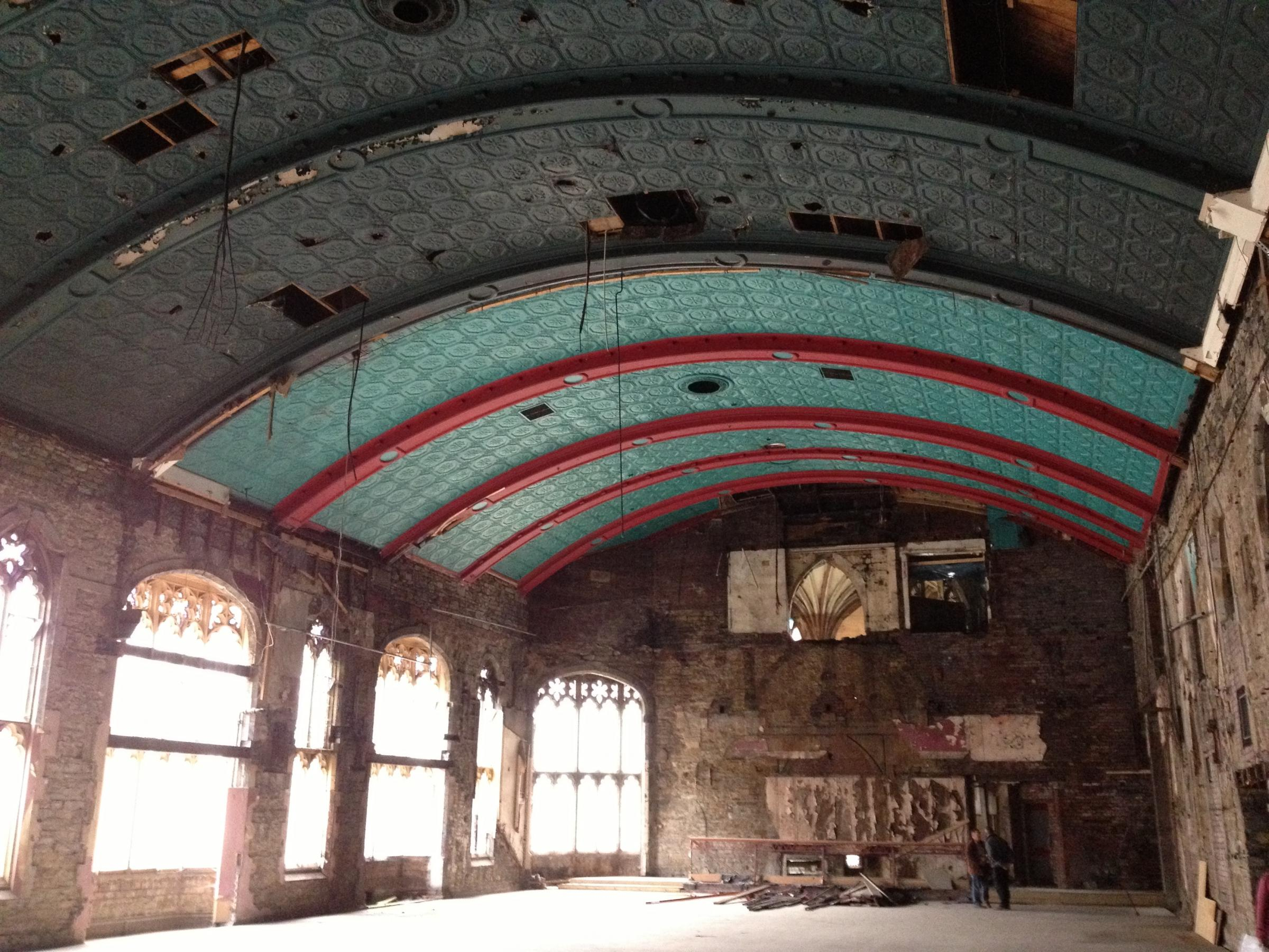 IN PICTURES: One of Blackburn's most iconic buildings to be transformed into restaurant, bar and theatre