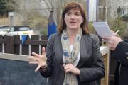 MISSION: Education Minister Nicky Morgan wants to keep children away from twisted ideologies