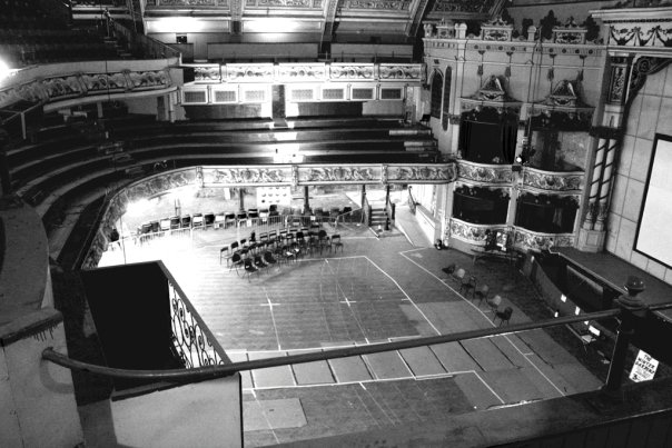 Ghost Hunt at The Winter Gardens