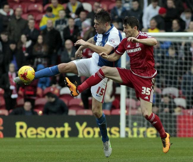PLAYER RATINGS: Middlesbrough 1 Blackburn Rovers 1 | Lancashire