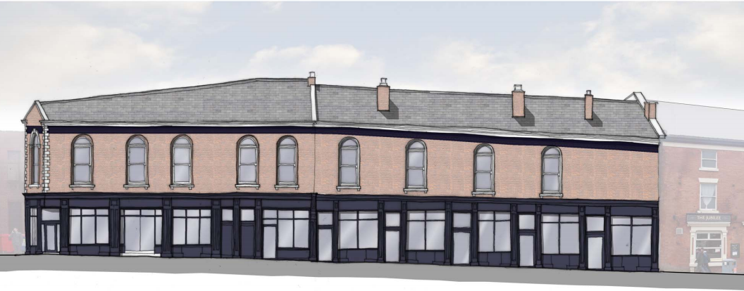 REVEALED: Exciting new £3m plan for cafes, coffee houses and eateries in Blackburn town centre