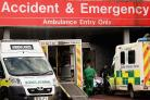 BUSY: A surge in calls to ambulances are driving up waiting times