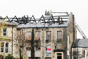 Plans submitted to build four-storey hotel on site of former Darwen pub