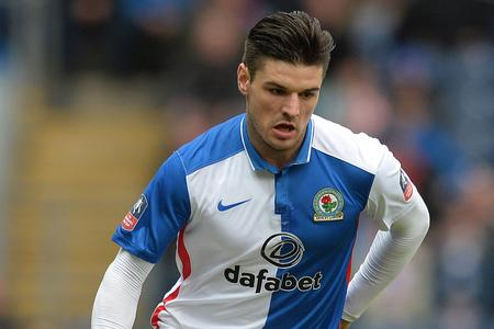 LEVELLER: Ben Marshall scored Rovers' equaliser at Bloomfield Road